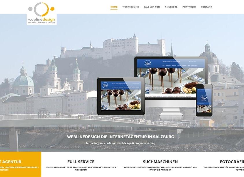Internetagentur weblinedesign