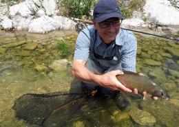 Goiserer Traun Fliegenfischen