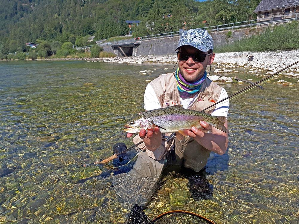 Ischler Traun Fliegenfischen