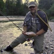 Testimonial flyfishing Philip Saunders