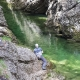 Fly Fishing Weissenbach with Austria Guiding